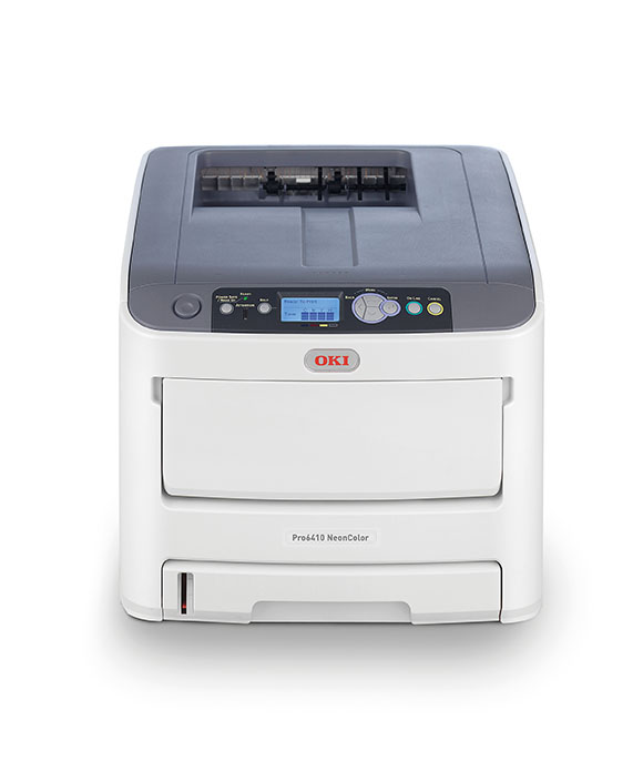 OKI White Toner Laser Printer - OKI pro 920 WT WHT